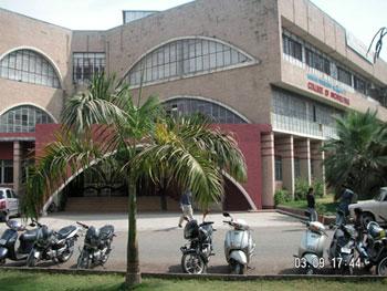 bharati college of architecture